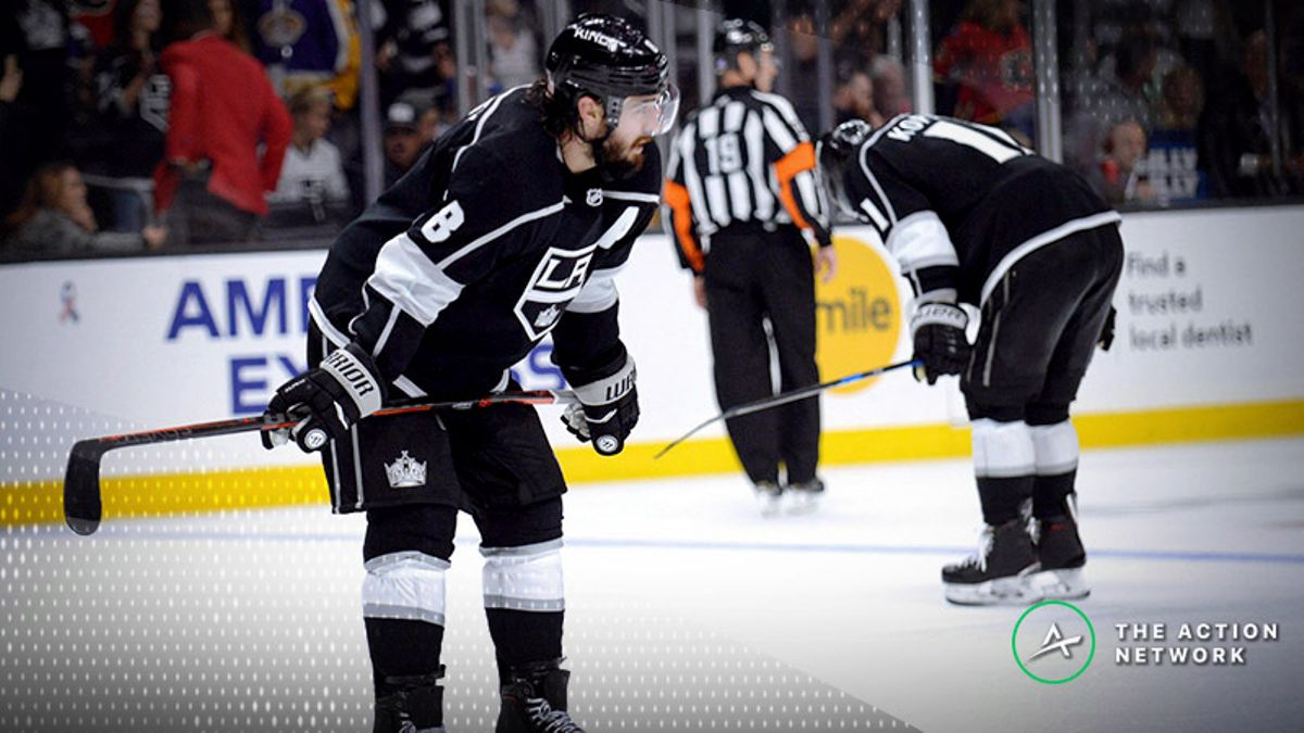 Kings-Blackhawks Preview: A Struggling Team Provides Value article feature image