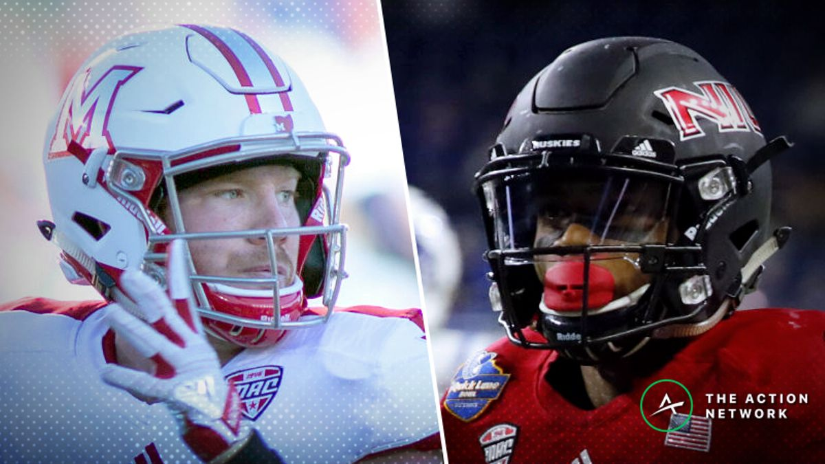 Tuesday MACtion Betting: Odds, Tips for Ball State-Miami Ohio, NIU-Western Michigan article feature image