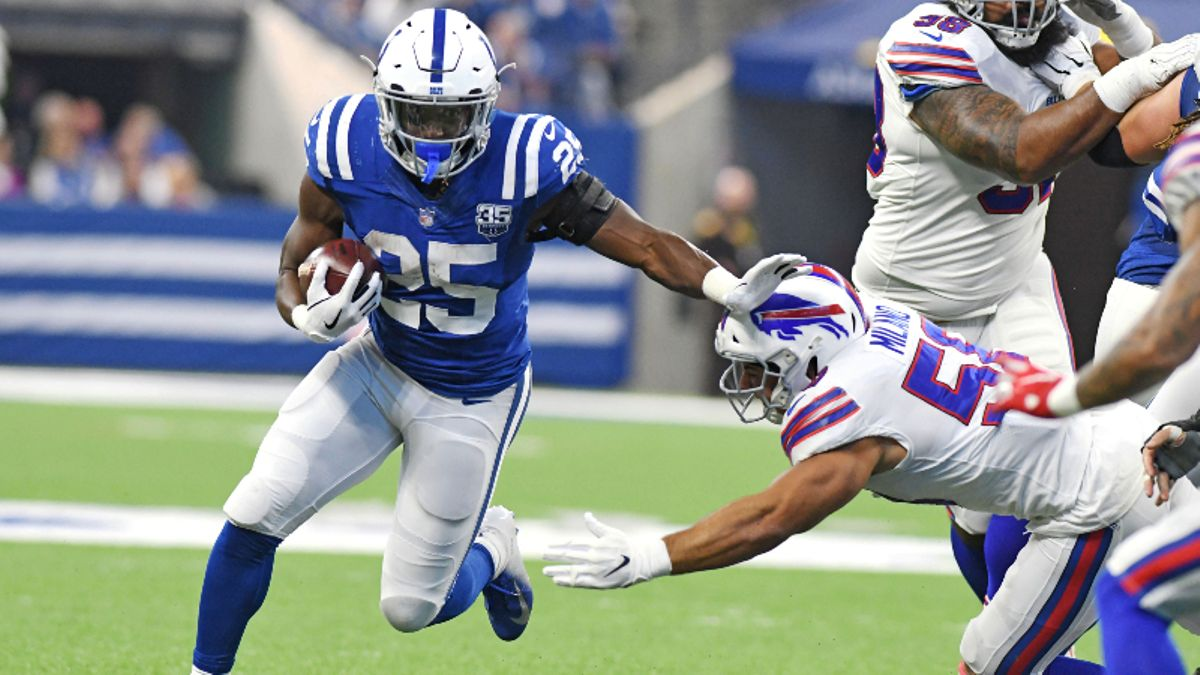 Will Marlon Mack Finally Get a 3-Down Role in 2019? article feature image