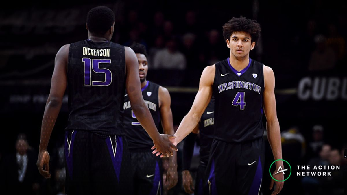 Auburn-Washington Betting Preview: Who Will Control Tempo in This Top 25 Affair? article feature image