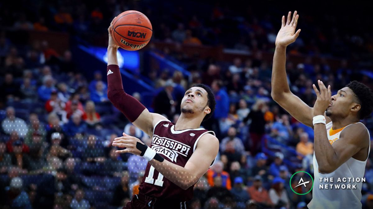 Monday College Basketball Betting Previews: Boise State-Creighton, Arizona State-Mississippi State article feature image