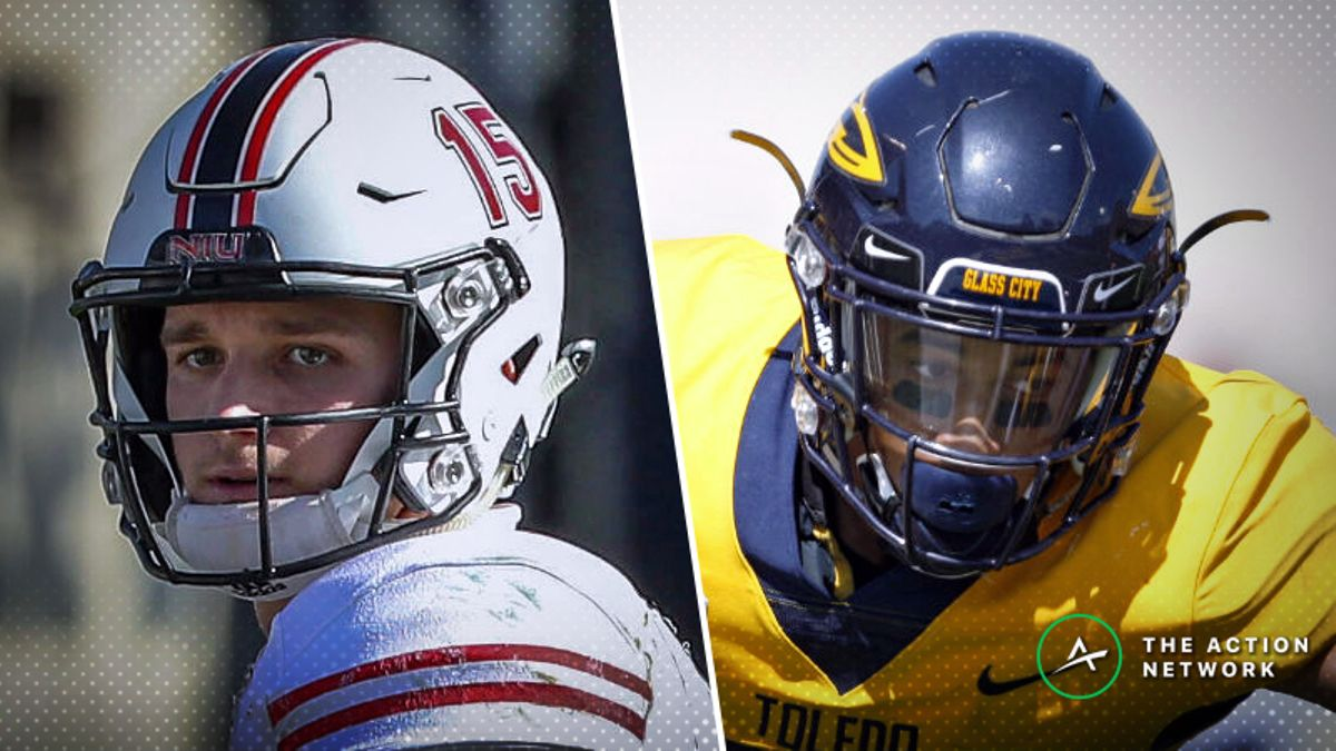 Toledo-Northern Illinois Betting Preview: A Matchup of Polar Opposite Teams article feature image