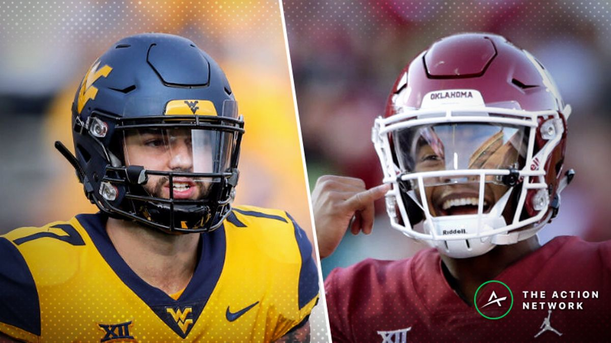 Oklahoma-West Virginia Betting Odds: Opening Line for Big 12 Showdown article feature image