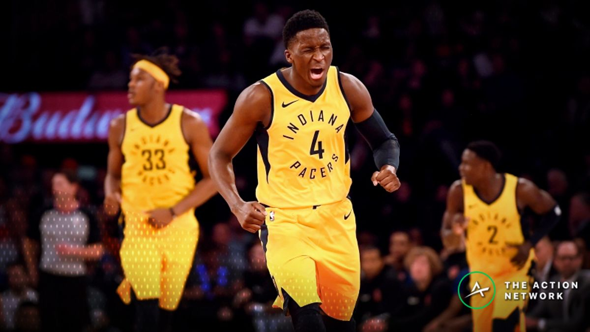 Sharp Bettors Finding Spread, Over/Under Value on Pacers-Heat article feature image