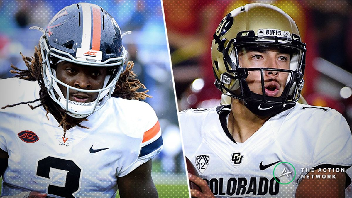Friday College Football Betting Guide: Insights, Picks for All 3 Games article feature image