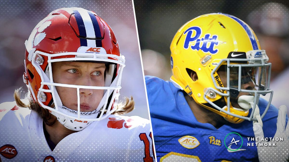 Clemson-Pitt Betting Odds: Opening Line for ACC Championship Game article feature image