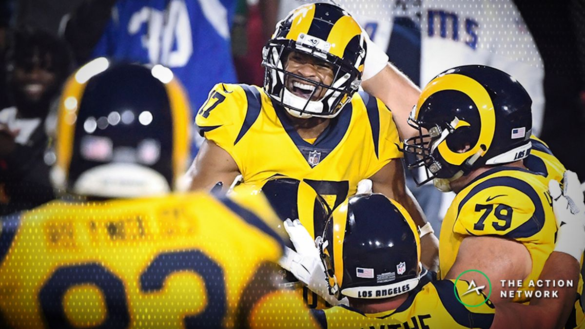 105 Points! All the Ways Chiefs-Rams Shattered Oddsmakers' Expectations article feature image