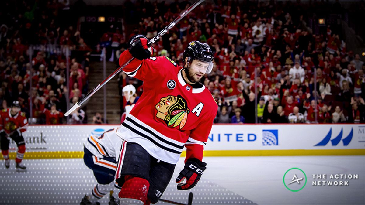 NHL Betting: Should You Back the Blackhawks In Jeremy Colliton's Debut? article feature image