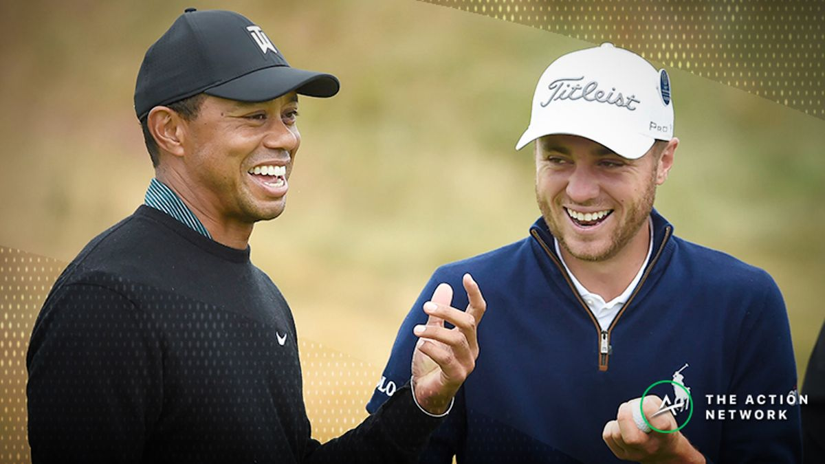 Rickie, JT on Playing 1-on-1 vs. Tiger and Phil: 'I Always Talk a lot of Trash' article feature image
