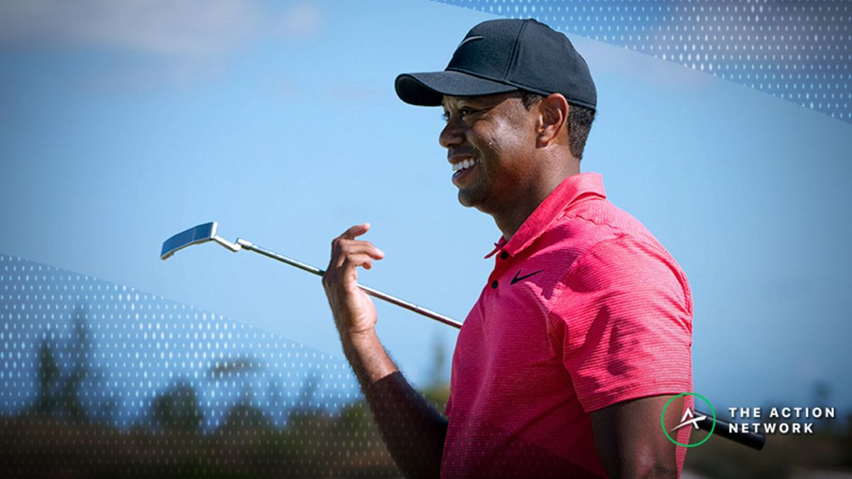 Hero World Challenge Betting Guide: Does Tiger Woods Actually Have Value? article feature image