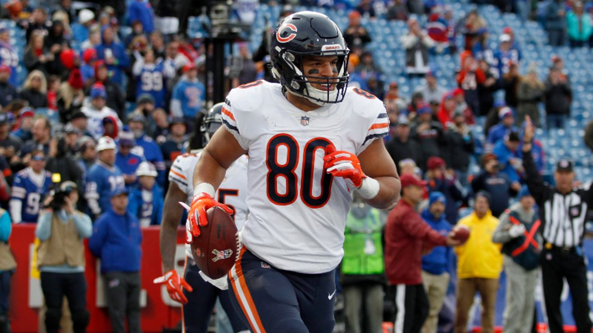 Trey Burton Fantasy Football Rankings, 2019 Projections, Analysis, More article feature image