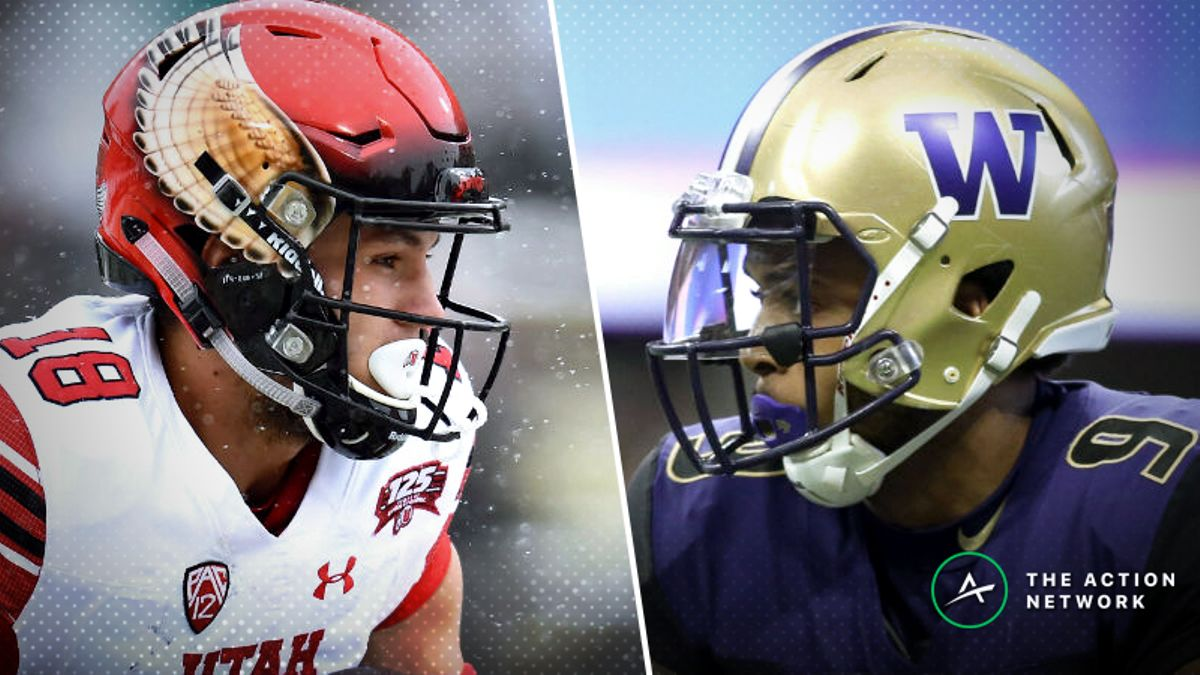 Washington-Utah Betting Guide: Can Utes Best Huskies' Secondary in Pac-12 Championship? article feature image