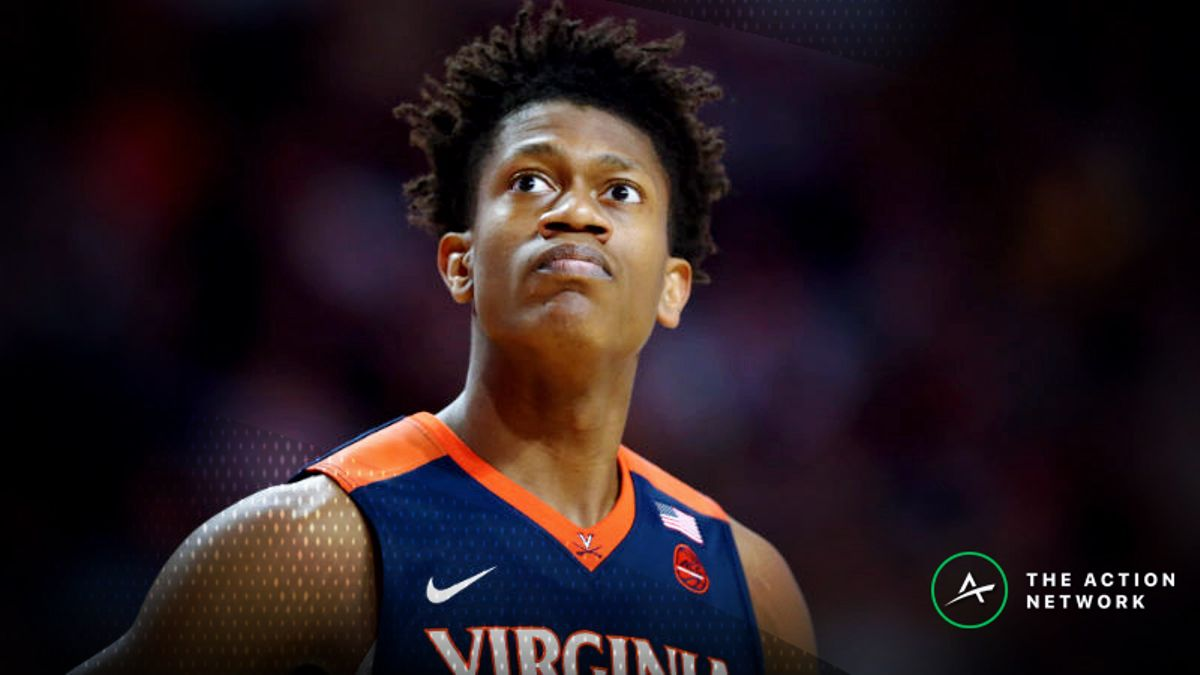 Wednesday College Basketball Betting: Marquette-Kansas, Middle Tennessee-Virginia article feature image