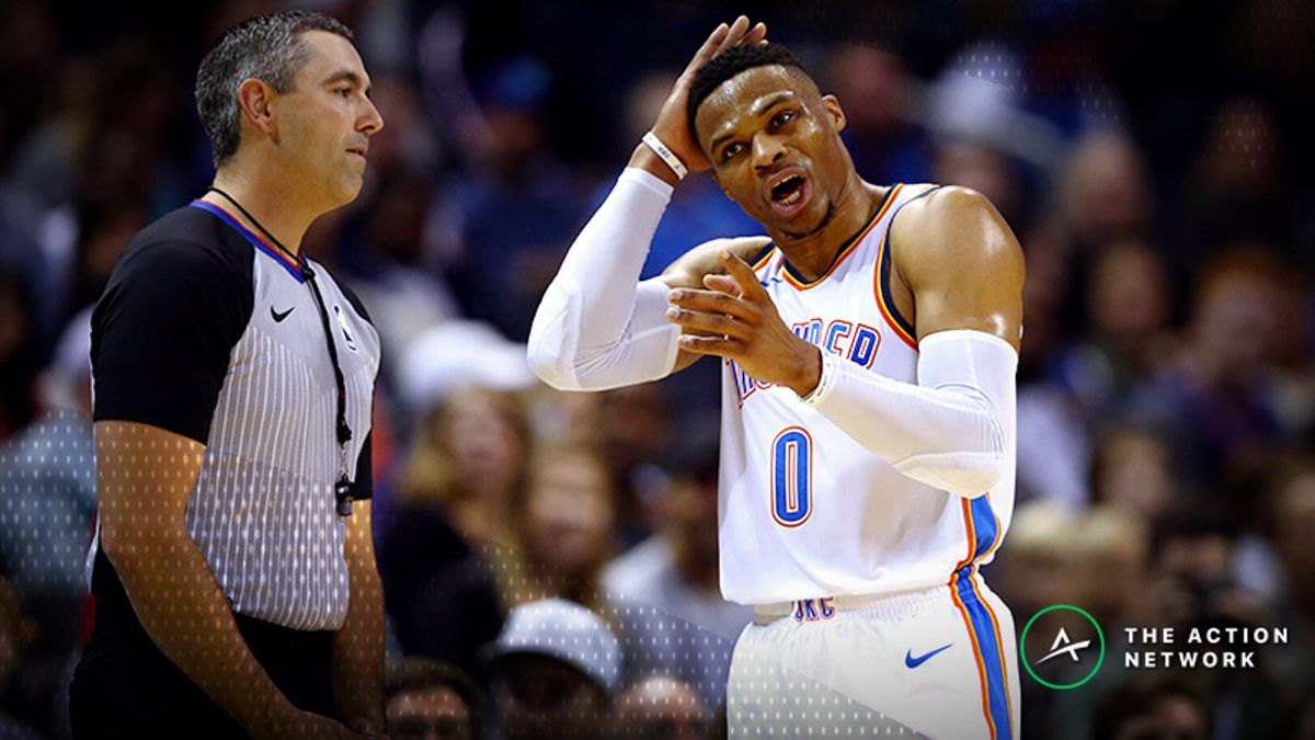 BlackJack's Plays of the Day: Betting the Over/Under in Oklahoma City article feature image