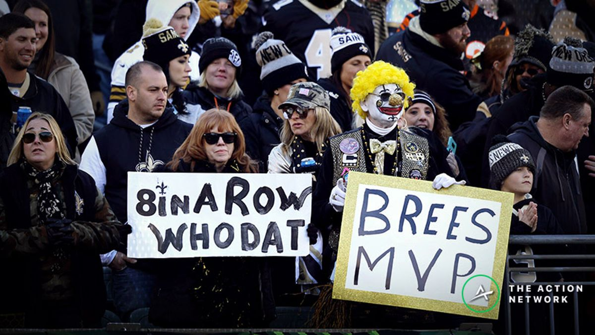 Falcons-Saints Betting Preview: Is New Orleans Getting Too Much Love? article feature image