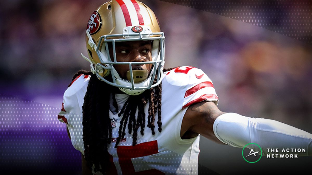Zylbert's NFL Over/Unders: Can 49ers Limit Seahawks in Richard Sherman's Return to Seattle? article feature image