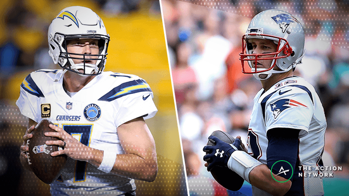 Chargers-Patriots Betting Odds: L.A. the Most Popular Underdog of Divisional Round article feature image
