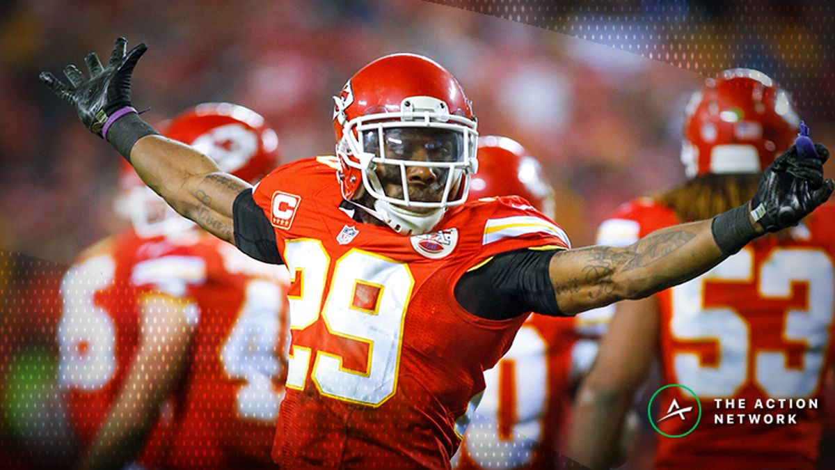 Colts-Chiefs Divisional Round Injury Report: Is Eric Berry Healthy Enough to Slow Eric Ebron? article feature image