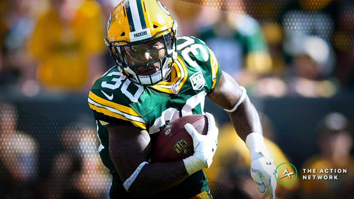 Week 17 Fantasy Football Half-Point PPR Rankings: RB article feature image