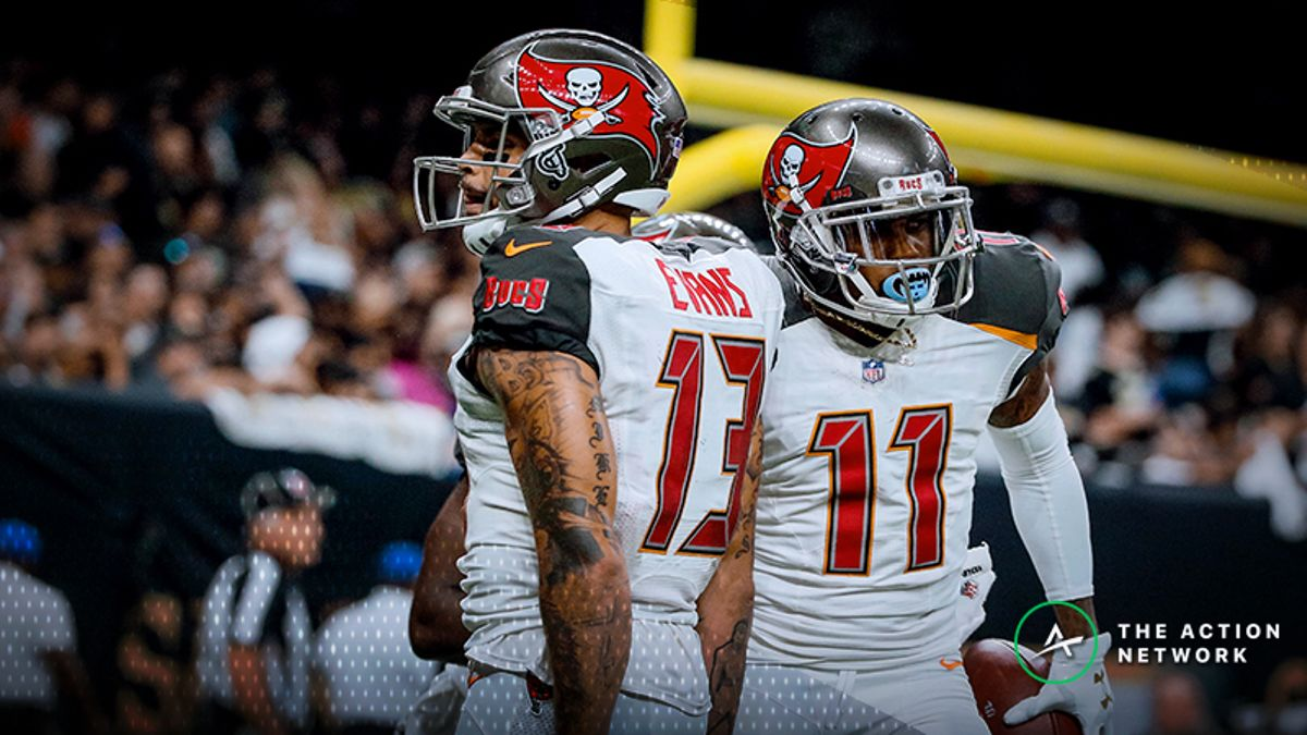 Fantasy Football WR Report: Target Bucs Pass-Catchers, More Week 14 Starts article feature image