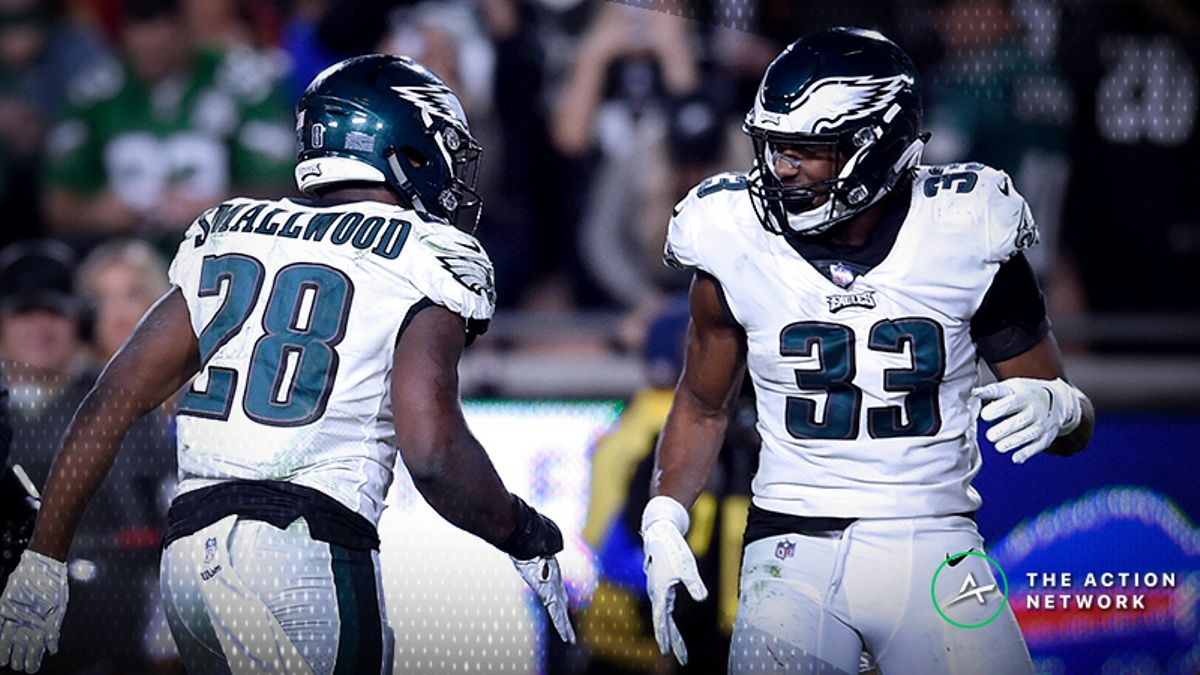 Eagles Pull Off Their Biggest Upset Since 1985 With Win Over Rams article feature image