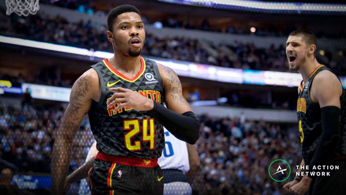 Tuesday's Best NBA Player Props: Betting Kent Bazemore Points, More article feature image
