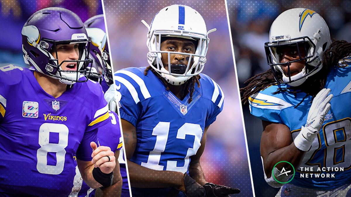 NFL Week 17 Cheat Sheet: Betting, Fantasy Football, More article feature image