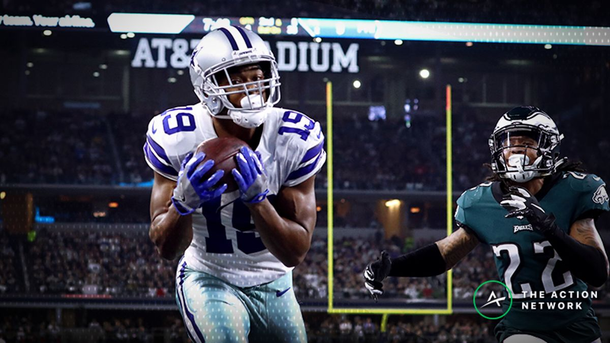 NFL Week 15 Fantasy WR Breakdown: How Much Amari Cooper Is Too Much? article feature image