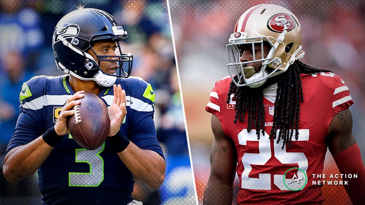 Seahawks-49ers Betting Preview: How Sharps Have Driven This Line article feature image