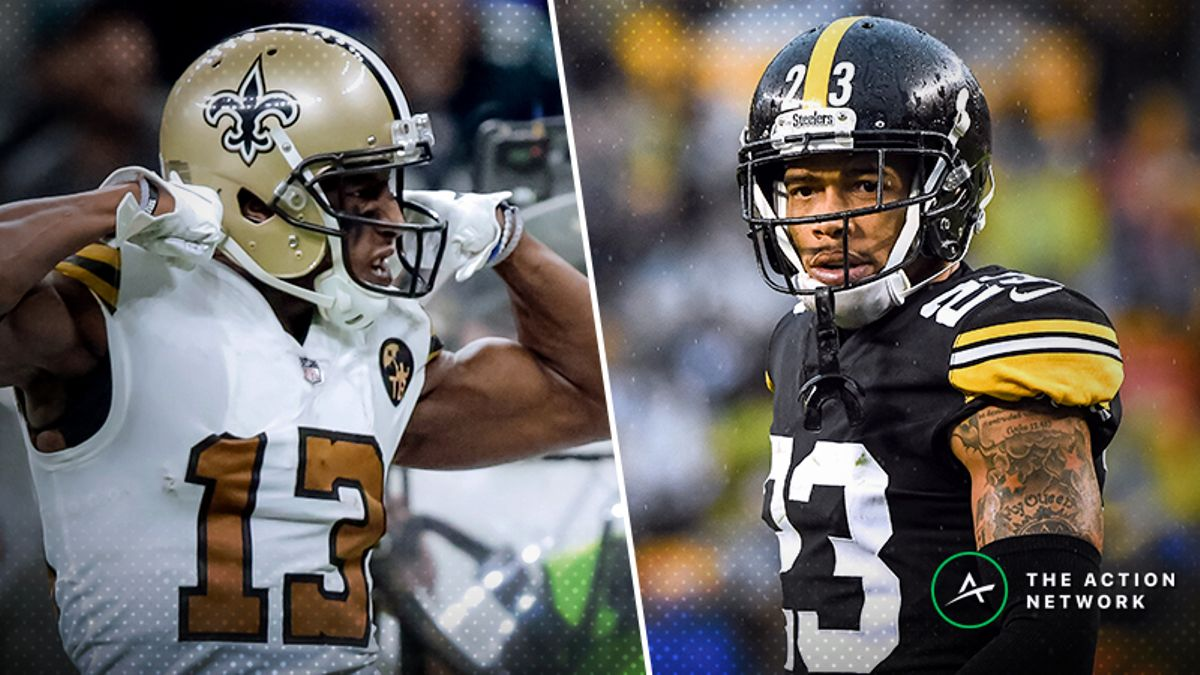 NFL Week 16 WR/CB Matchups: Michael Thomas vs. Joe Haden, More Shadow Dates article feature image