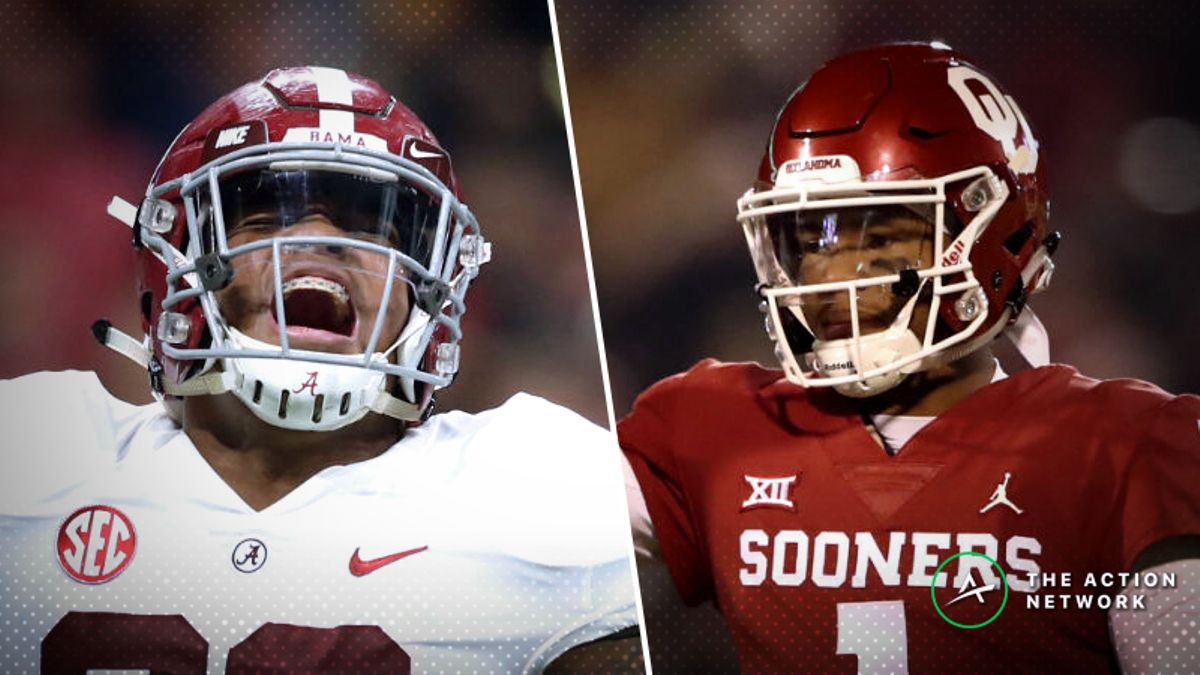 Alabama-Oklahoma Betting Guide: Defense Optional in 2018 College Football Playoff article feature image