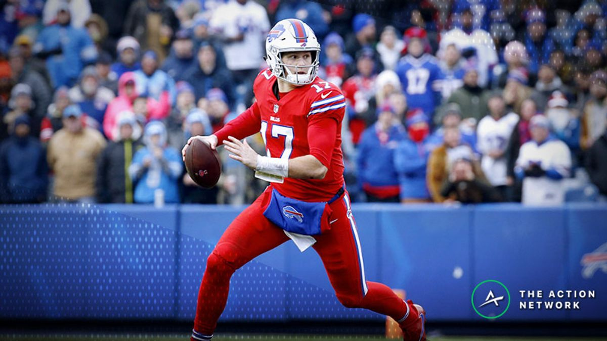 Vegas Bookmaker Roundup: Sportsbooks Pulling For Bills and Texans in Week 16 article feature image
