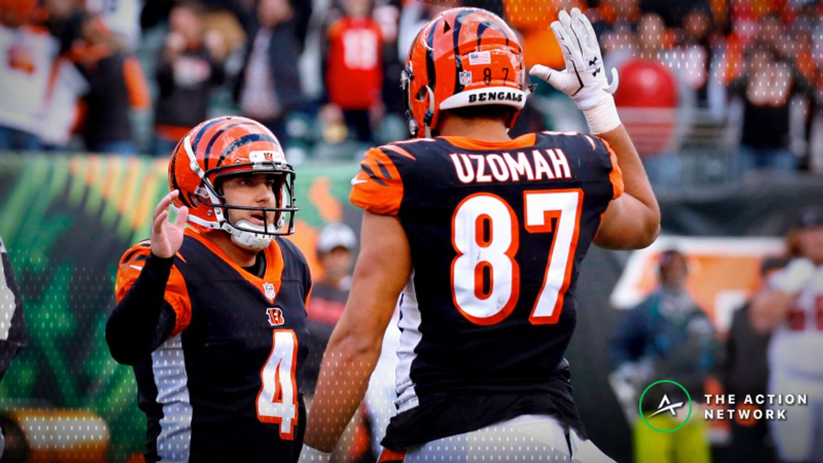 Fantasy Football TE Report: Rob Gronkowski, Eric Ebron, More Week 15 Starts and a Streamer article feature image