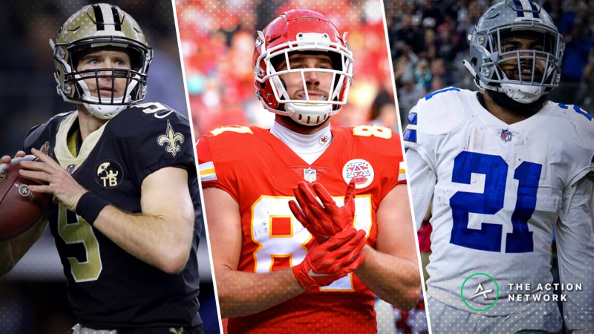 Koerner's Week 14 Fantasy Football Tiers: Tips for Your Playoff Run article feature image