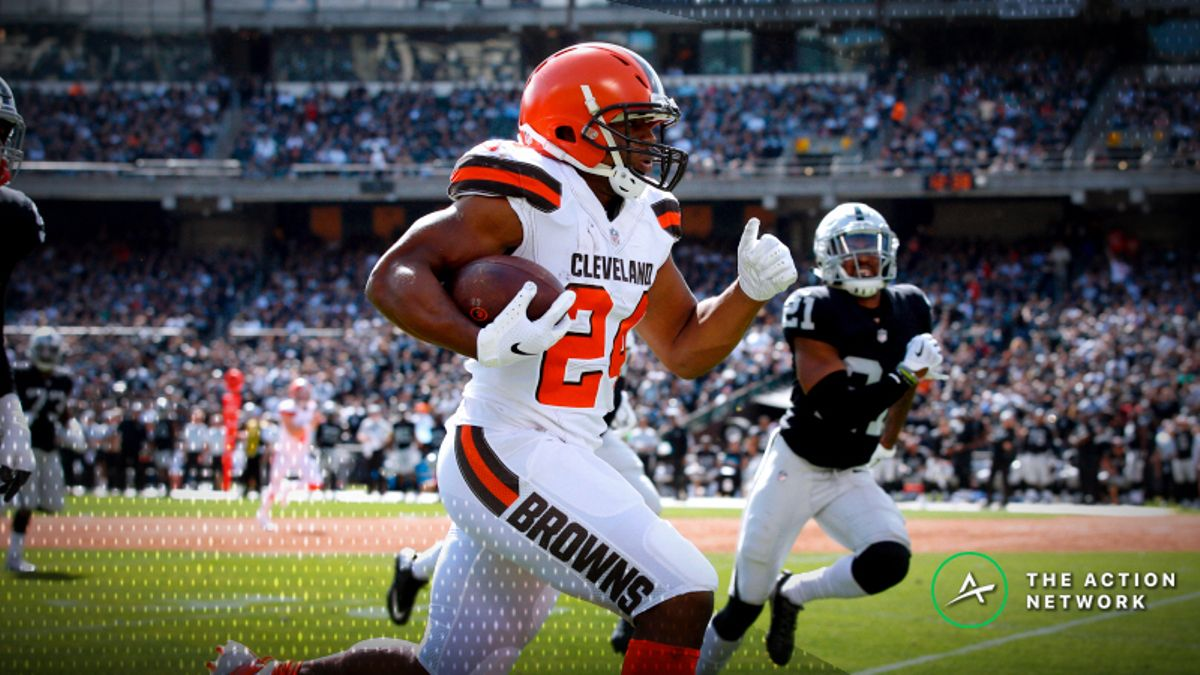 NFL Funnel Defense Ratings for Week 17: Browns-Ravens Could Be a Run-Heavy Slugfest article feature image