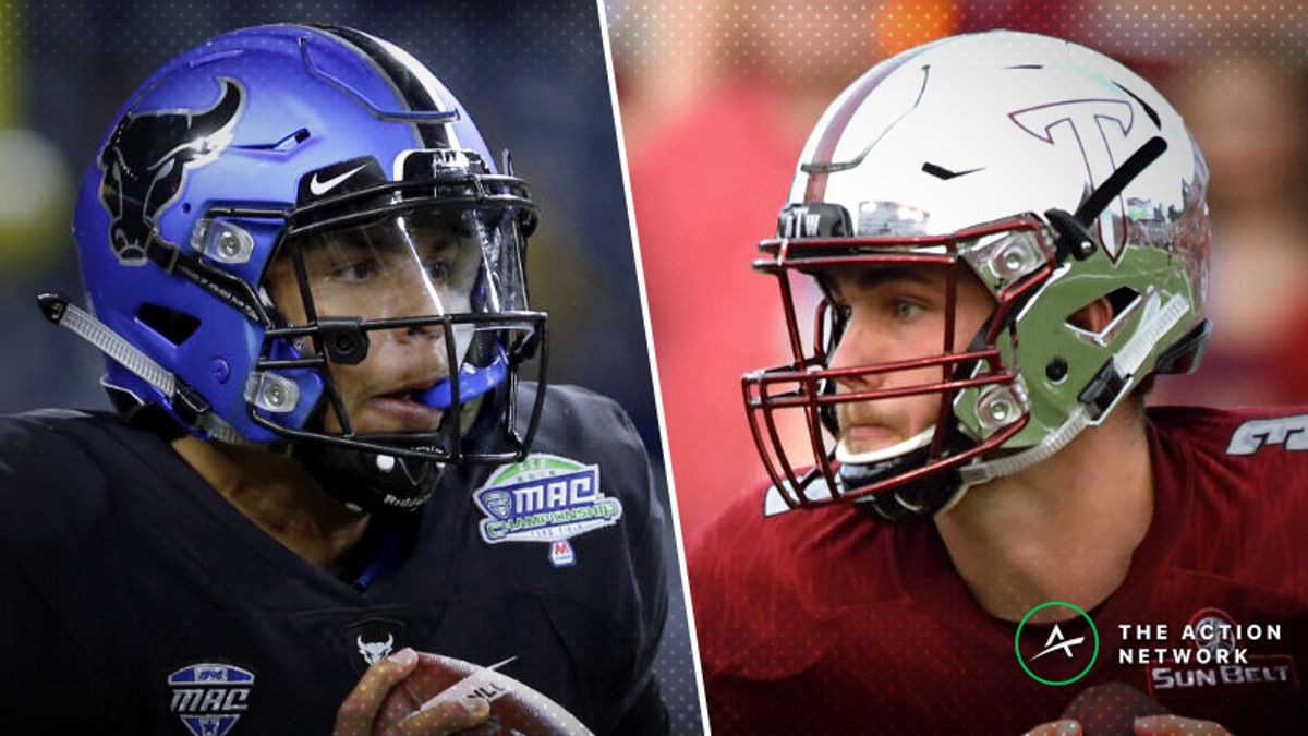Buffalo-Troy Betting Guide: Can Trojans Best Bulls' Elite Passing Offense in Dollar General Bowl? article feature image