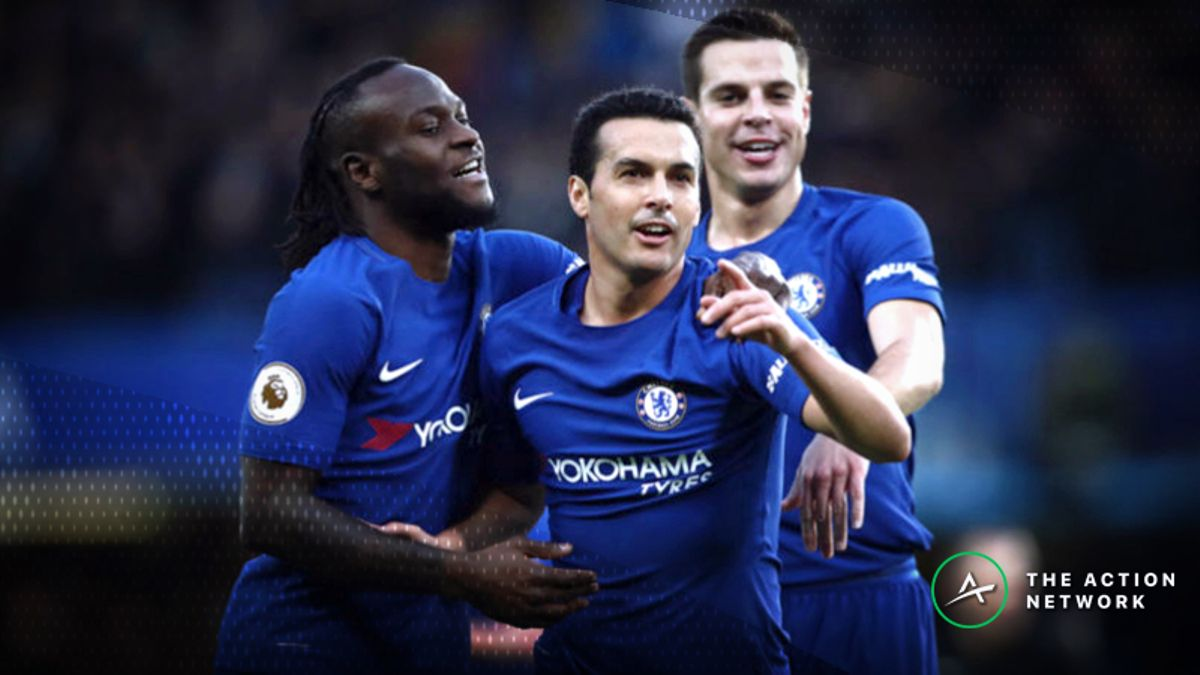 Europa League Round of 32 Odds: Chelsea Remain Title Favorites article feature image