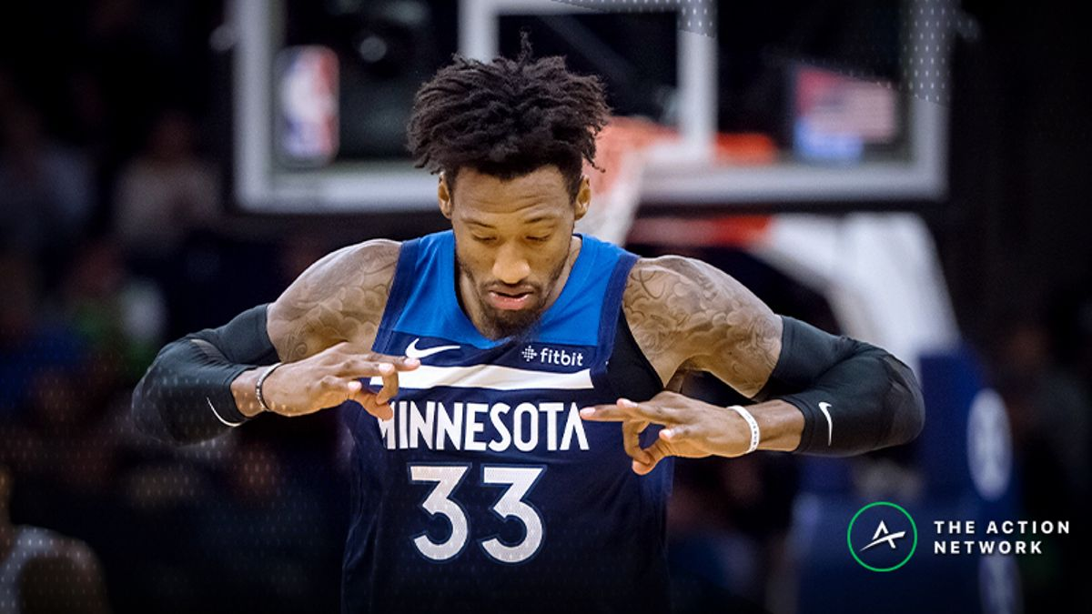 Celtics-Timberwolves Betting Preview: Value in the Over/Under? article feature image