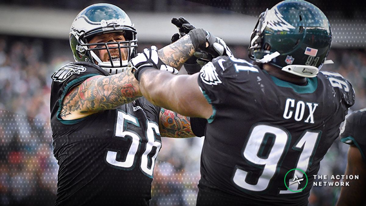 Redskins-Eagles Betting Odds: Tracking Monday Night Football Line Moves article feature image