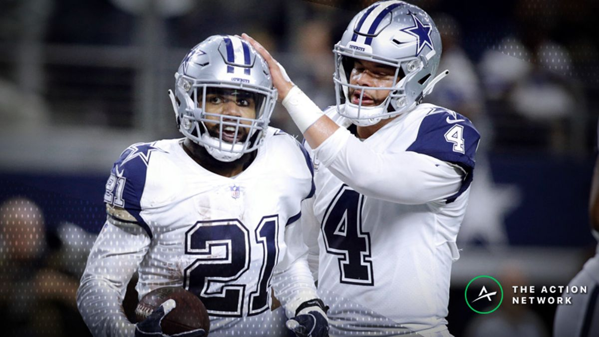 Buccaneers-Cowboys Betting Preview: Will Dak and Dallas Get Back on Track? article feature image