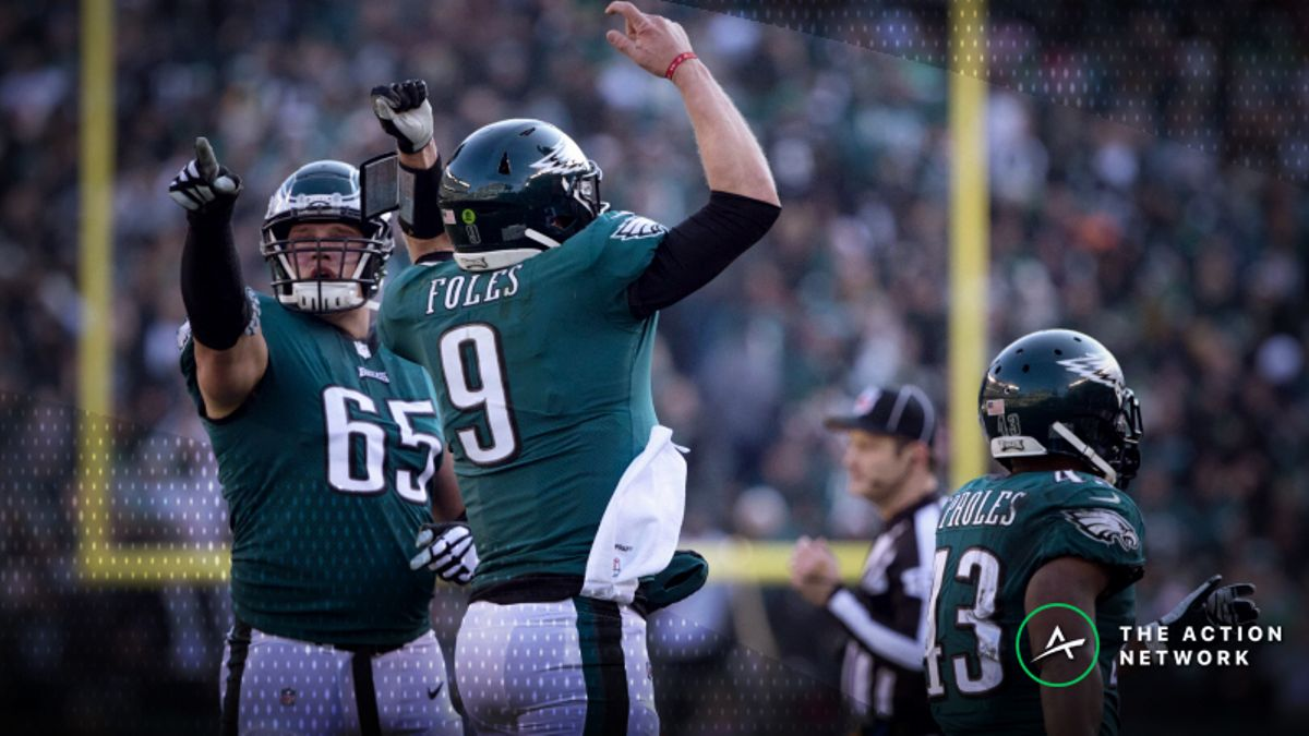 Week 17 NFL Odds: Spreads and Over/Unders article feature image