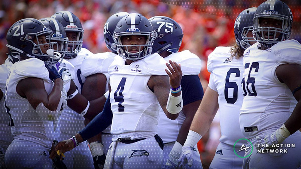 Vegas Sportsbook Roundup: The Camellia Bowl Has Bookmakers Worried article feature image