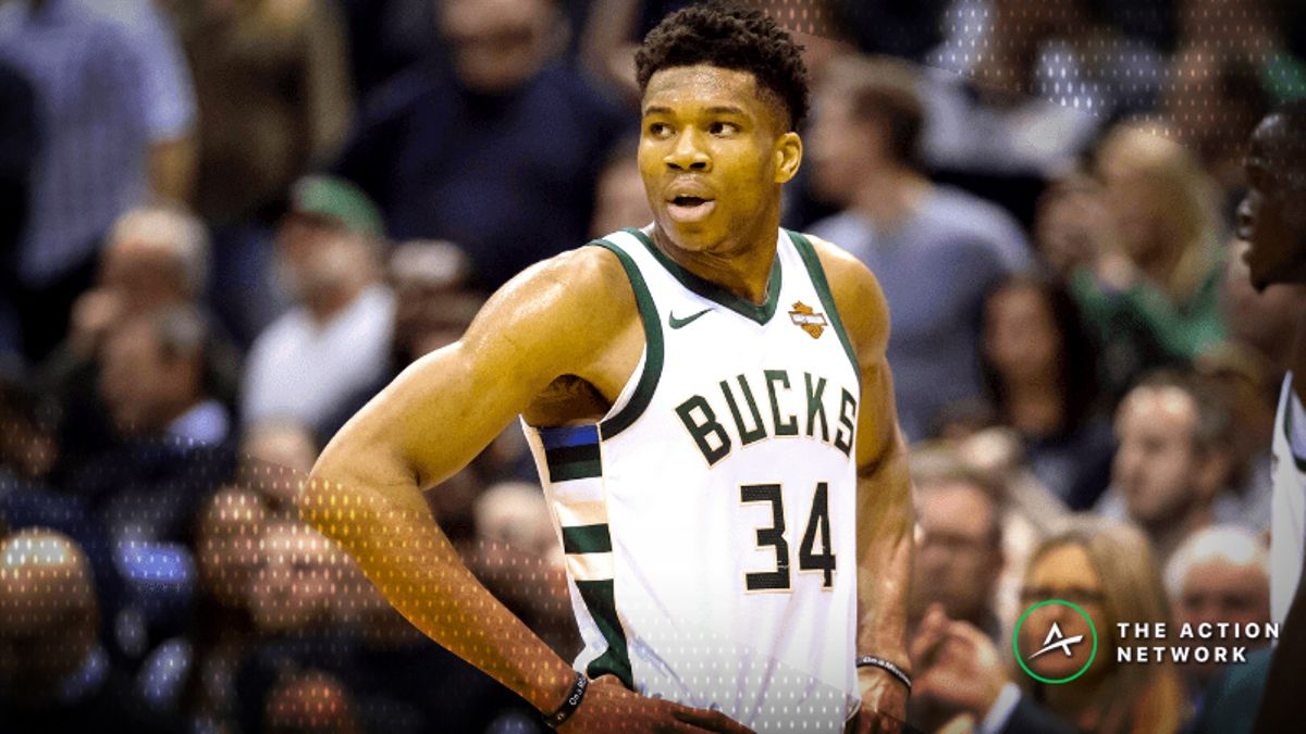 Bucks-Wizards Betting Odds: Giannis Injury News Tanks Spread, Over/Under article feature image