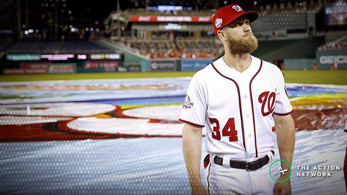 Lo Duca: My Take on the Bryce Harper Free Agency Odds article feature image