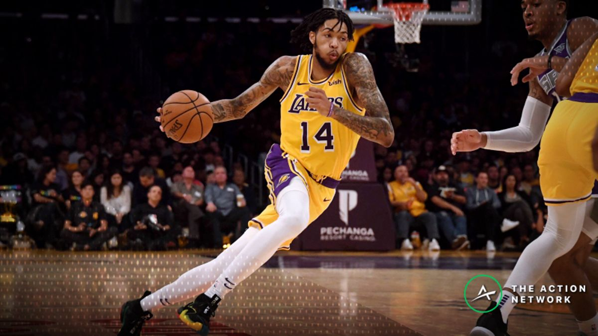 Sunday's Best NBA Player Props: Betting Brandon Ingram Points, More article feature image