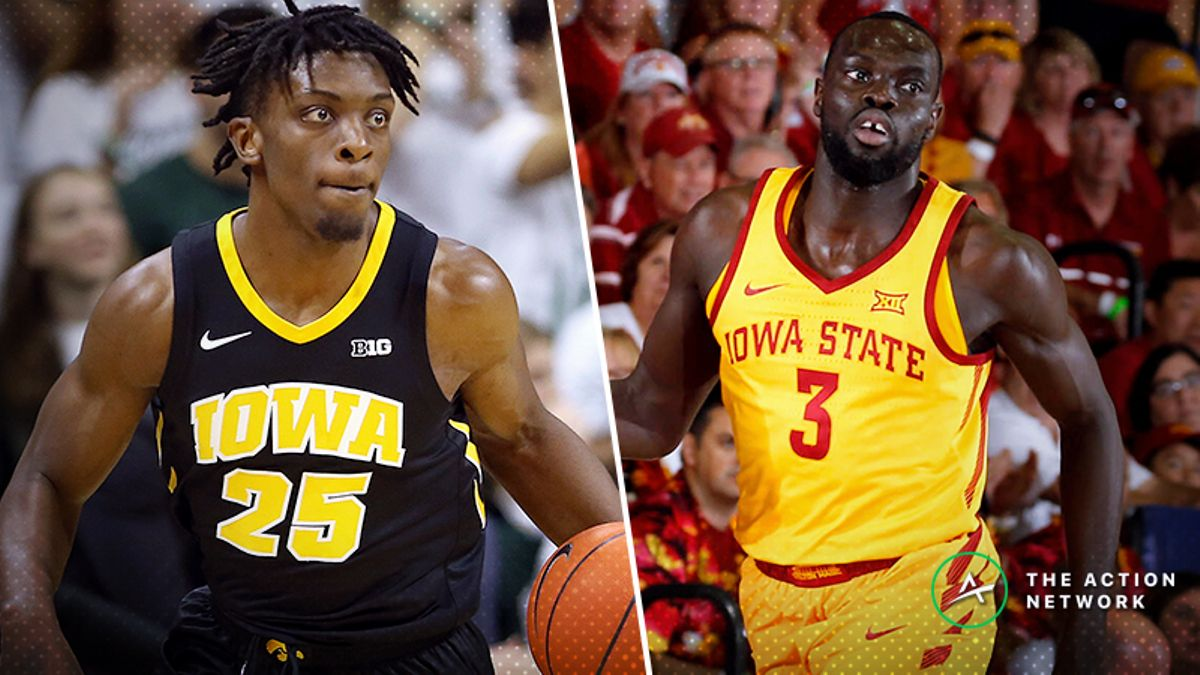 Thursday's NCAAB Betting Previews: Maryland-Purdue, Iowa State-Iowa article feature image