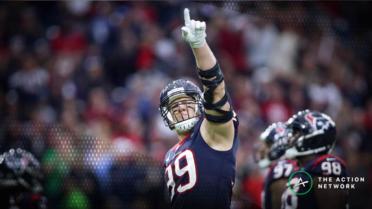 Texans-Jets Betting Preview: Ride With Houston's Defense on the Road? article feature image