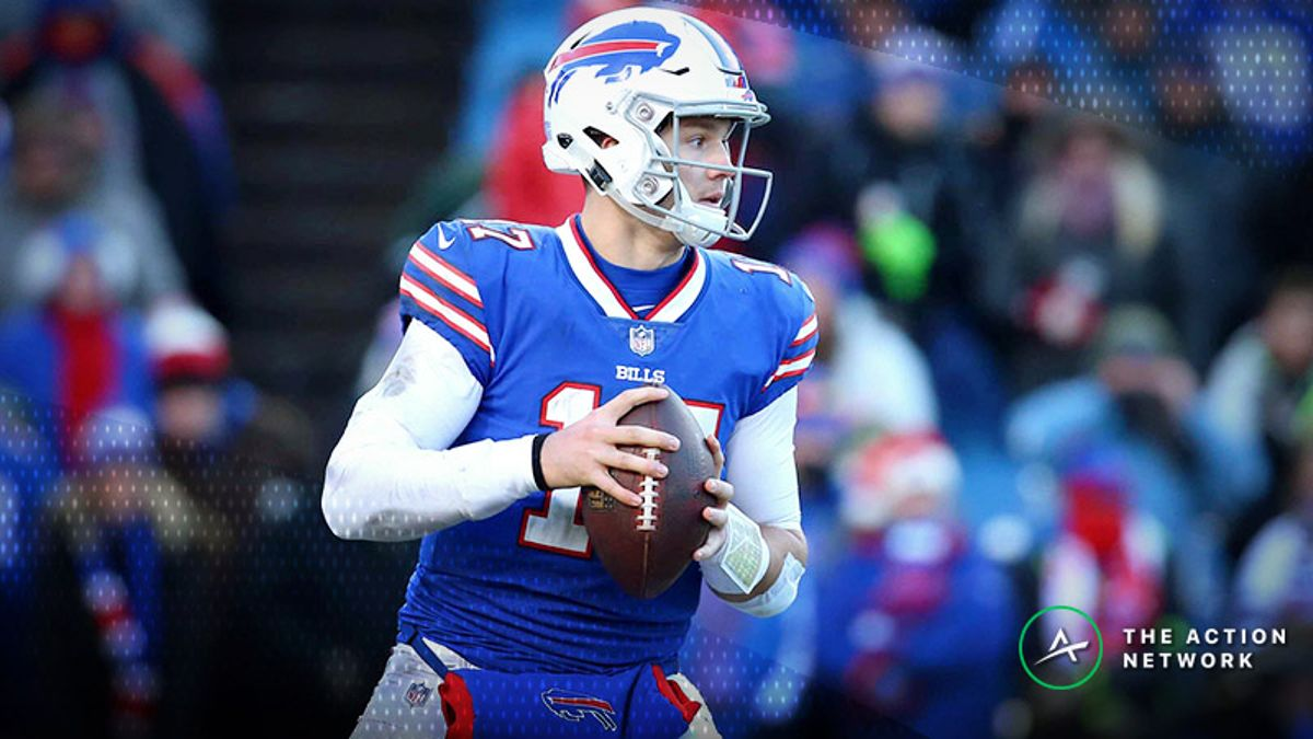 Lions-Bills Betting Preview: Two Bad Teams, One Low Total article feature image