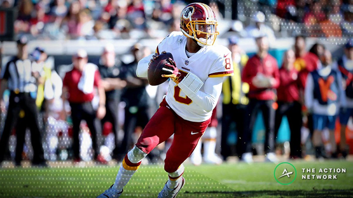 Redskins-Titans Saturday Betting Preview: The Josh Johnson Show Rolls On article feature image