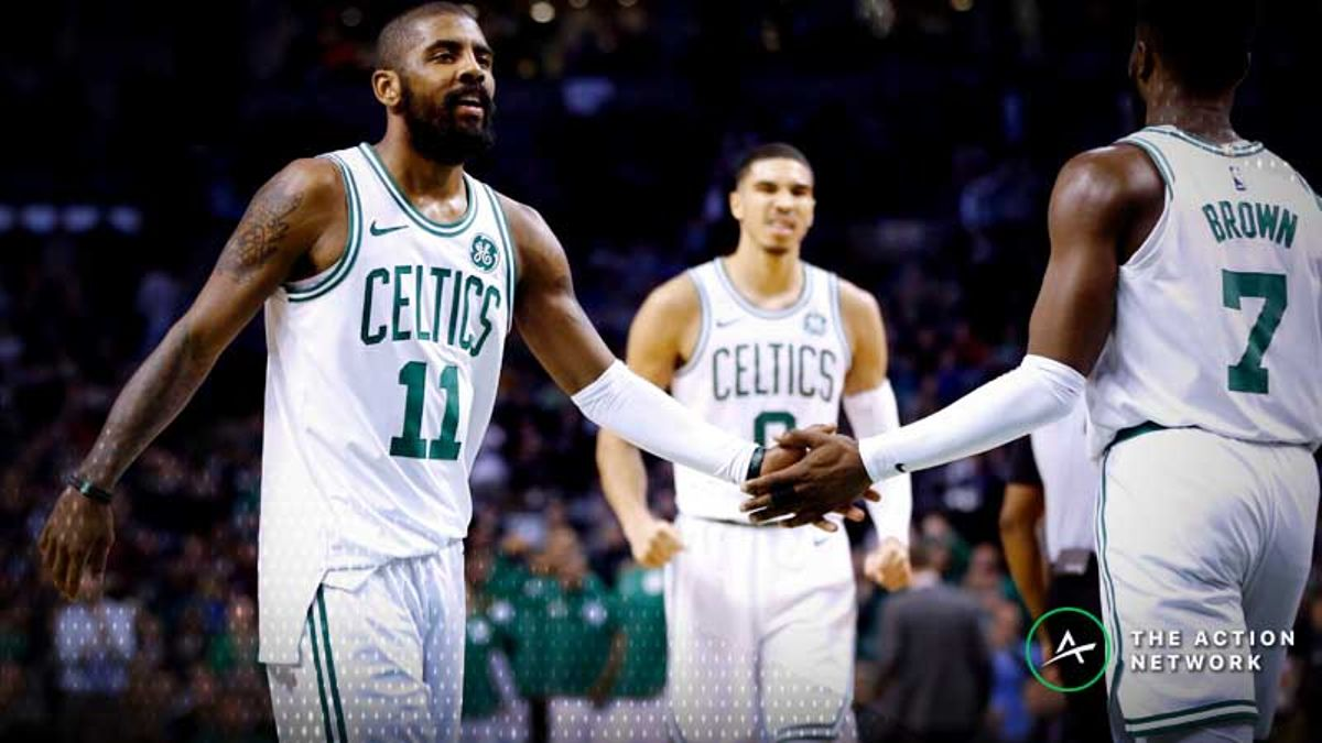 Wob's NBAvengers: Untucked Kyrie and the Other Great Alter Egos article feature image